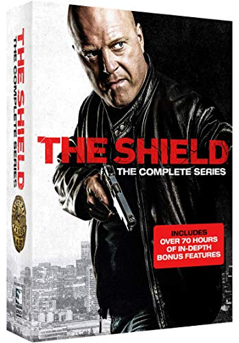 DVD : The Shield: The Complete Series (DVD)