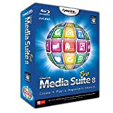 Cyberlink Media Suite 8 Pro (PC CD)by Cyberlink
