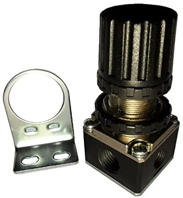 """New Mini Air Pressure Regulator 1/4"""" Free Shipping for air compressor compressed air system"""