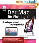 Der Mac f�r Einsteiger: Grundlagen ei...