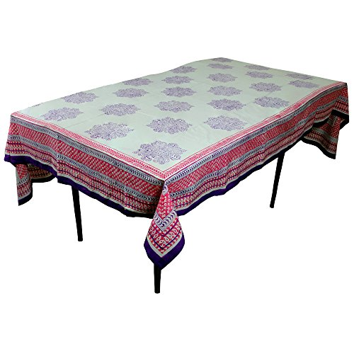 royaltyroute-purple-floral-rectangular-tablecloths-in-cotton-fabric-indian-home-decor-225-x-150-cm