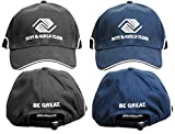Anaconda Sports® Boys & Girls Clubs Pro Baseball Cap with Be Great Tag