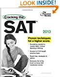 Cracking the SAT, 2013 Edition (College Test Preparation)