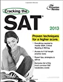 Cracking the SAT, 2013 Edition (College Test Preparation) (0307944786) by Princeton Review