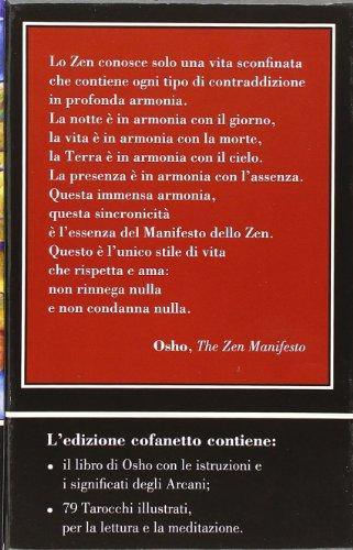 Giardino Zen Buddismo : Libro i tarocchi zen di osho il gioco trascendente dello