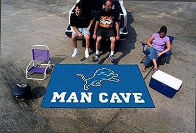 NFL - Detroit Lions Fan Mats Area Rugs