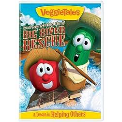 Veggie Tales: Big River Rescue BD/Combo