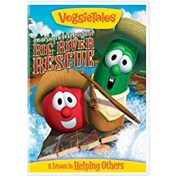 Veggie Tales: Big River Rescue BD/Combo