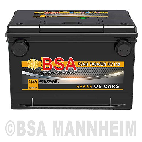 us autobatterie 75ah 12v opel sintra chevrolet cadillac. Black Bedroom Furniture Sets. Home Design Ideas