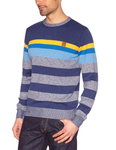 Bench Grangetown Men's Jumper Blue Small