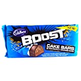 Cadbury Boost Cake Bars 5 Pack 150g