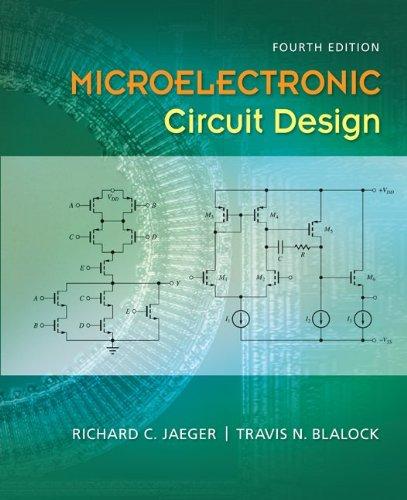 Microelectronic Circuit Design