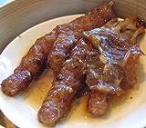 蒸豆鼓鶏爪 紅焼鳳爪 L 2本/4個にカット【日本製国産の鶏の足 もみじのトウチ蒸し】手作り調理済台湾料理