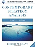 img - for Contemporary Strategy Analysis: Text and Cases book / textbook / text book