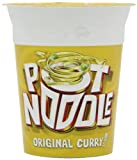 Pot Noodle Original Curry 90 g (Pack of 12)
