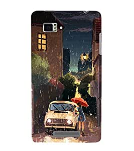 Ebby Premium Printed Back Case Cover With Full protection For Lenovo Vibe Z K910 (Designer Case)