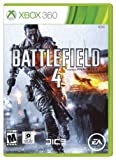 Battlefield 4 - Xbox 360 ~ Electronic Arts Cover Art