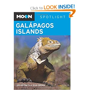 Moon Spotlight Galapagos Islands