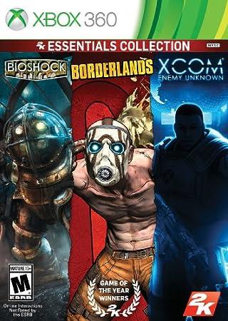 2K Essentials Collection - Xbox 360