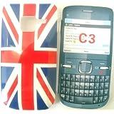 Union jack case for Nokia C3