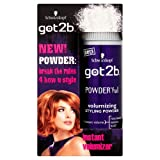 Schwarzkopf got2b Powder'ful Vol Style Powder 10g (2x Pack)