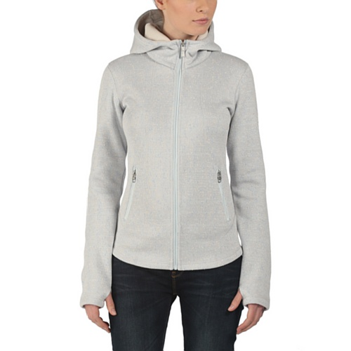 Bench Damen Jacke Strickjacke Duplex