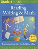 Gifted & Talented: Grade 3 Reading, Writing & Math (Flash Kids Gifted & Talented)