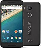 Google NEXUS 5X 32GB Carbon(Black) LG-H791 SIMフリー [並行輸入品]