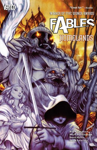 Bill Willingham - Fables, Volume 6: Homelands (NOOK Comics with Zoom View)