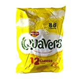 Walkers Quavers Cheese 12 Pack 240g