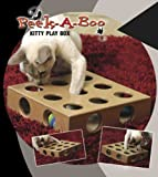 PEEK-A-BOO KITTY PLAY BOX