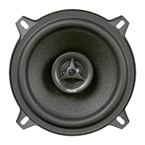Morel Maximo 5C 5 1/4-Inch Coaxial Speakers