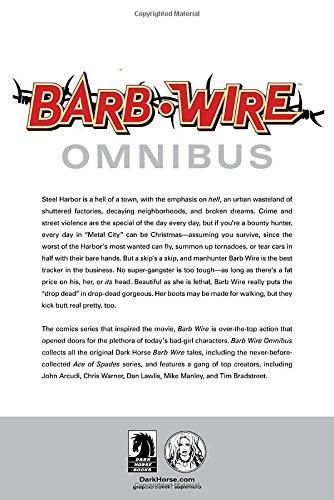 Barb Wire Omnibus Volume 1: v. 1