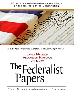 Writers of federalist papers