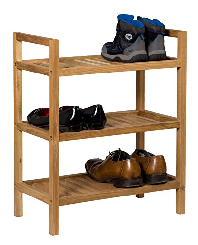 waverly-oak-stackable-shoe-rack-in-light-oak-finish-fits-6-pairs-of-shoes-narrow-solid-wooden-organi