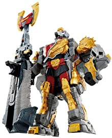 獣電戦隊キョウリュウジャー 超カミツキ変形 DXギガントブラギオー