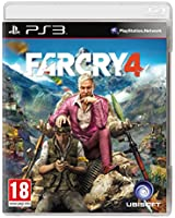 Far Cry 4 - Standard Edition (PS3)