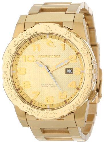 Rip Curl Women's A2513G - GOL Cortez 2 SSS  Gold Analog Watch