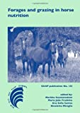 img - for Forages and Grazing in Horse Nutrition (Eaap Publication) book / textbook / text book