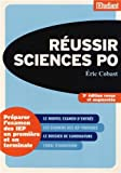 Réussir sciences po 3éd