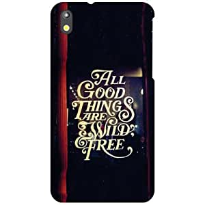 HTC Desire 816 Back Cover - All Good Things Designer Cases