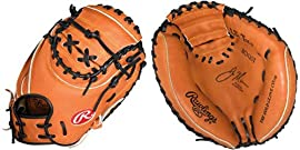 Rawlings RCM30T-MAU Player Preferred Joe Mauer 33 inch Baseball Catcher's Mitt