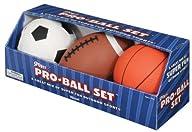 Pro-Ball Set – 5″ Soccerball, 5″ Bask…