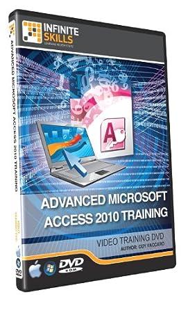 Infinite Skills Advanced Access 2010 Training DVD (PC/Mac)