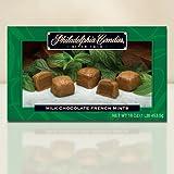 Philadelphia Candies Milk Chocolate French Mints Truffles (28-count, Gift Box)
