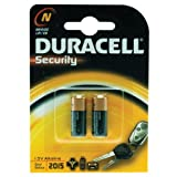Duracell MN9100B2 - Security N Cell 2 Pack