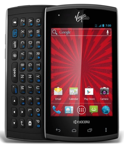 Kyocera Rise Prepaid Android Phone (Virgin Mobile)