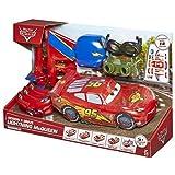Mattel - Coche Rayo McQueen SuperTuning (CKJ98)