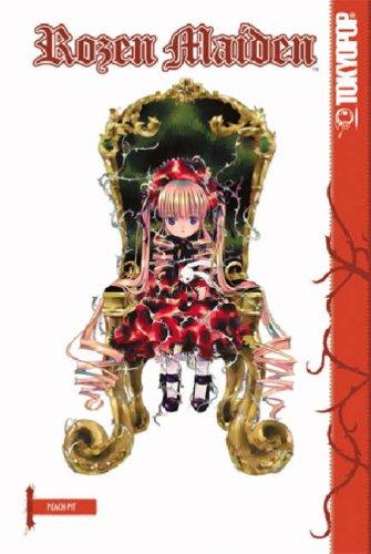 ローゼンメイデン コミック1巻 (英語版)