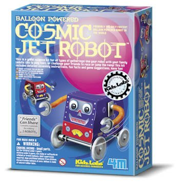Toysmith Cosmic Jet Robot at Sears.com